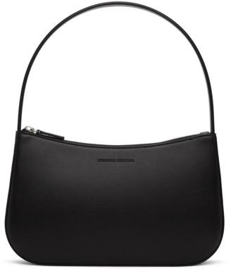Kwaidan Editions Black Faux Leather Lady Bag