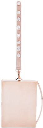 Eddie Borgo box clutch bag