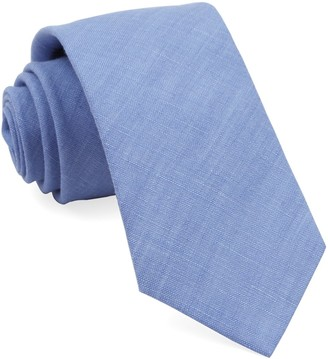 The Tie BarThe Tie Bar Periwinkle South End Solid Tie