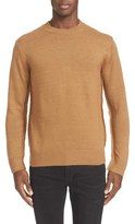 Junya Watanabe Men's Cashmere & Linen Front Colorblock Sweater