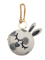 Marc by Marc Jacobs Rabbit Flat Coin Pouch & Key Holder