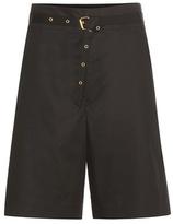 Isabel Marant Neddy Cotton Shorts