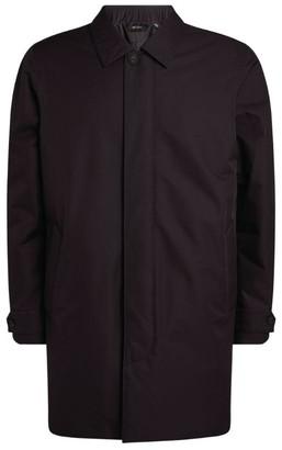 Ermenegildo Zegna Longline Trench Coat