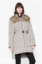 French Connection Juliette Quilted Coat