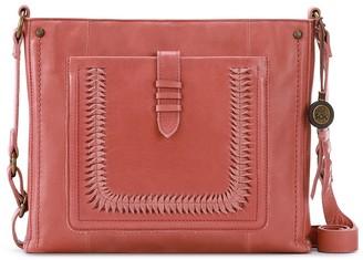 The Sak Heritage Leather Crossbody Handbag