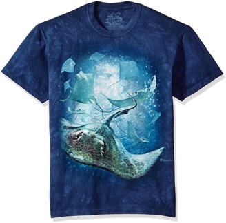 The Mountain School Of Stingrays Adult T-Shirt