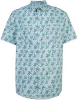 Michael Bastian palm tree shirt