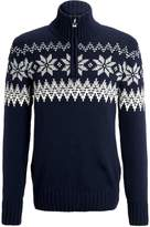 Dale of Norway MYKING Jumper navy/off white/light charcoal