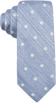 Ryan Seacrest Distinction Ryan Seacrest DistinctionTM Men's Plaza Dot Slim Tie, Created for Macy's