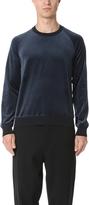 3.1 Phillip Lim Classic Velour Sweatshirt