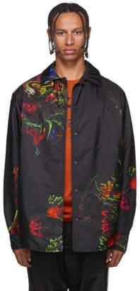 Y-3 Y 3 Black Flower Jacket