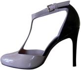Max Mara Beige Patent leather Heels