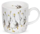 Royal Worcester Goosie Goosie 0.31L Wrendale Mug