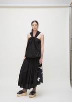 Nehera black bibi halter top