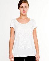 Le Château Knit Scoop Neck T-shirt