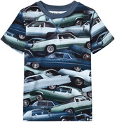 Molo Stacked Cars Print Ralphie T-Shirt