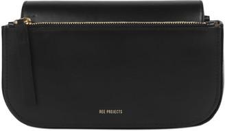 REE PROJECTS Black Julie Mini Bag