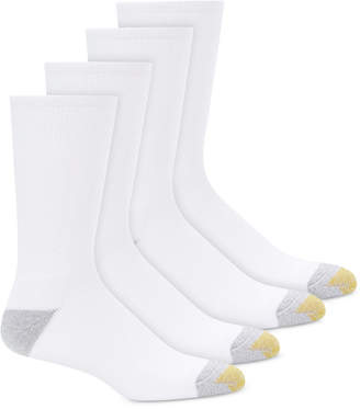 Gold Toe Men 4-Pk. Circuit Athletic Crew Socks