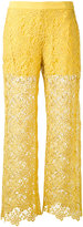 Ermanno Scervino lace trousers