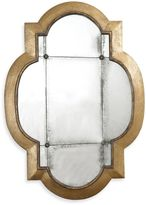 Uttermost 40.5-Inch x 28.75-Inch Andorra Antiqued Mirror in Gold