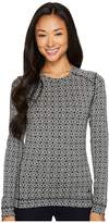 Smartwool NTS Mid 250 Pattern Crew Top Women's Long Sleeve Pullover