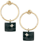 Lola Rose Square Hoop Drop Earrings