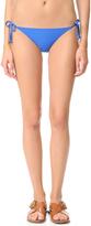Stella McCartney Timeless Basics Tie Side Bikini Bottoms