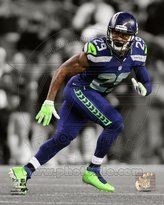 (8x10) Seattle Seahawks Earl Thomas 2013 Spotlight Action Glossy Photograph Photo by Poster Revolution