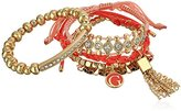 GUESS 5 Pc Friendship Bracelet