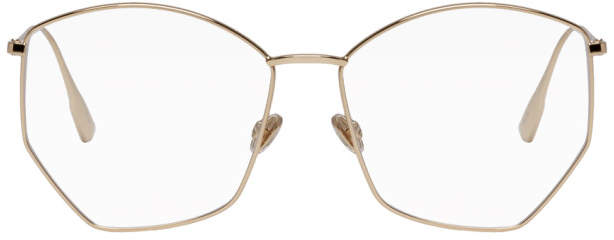 Christian Dior Gold Stellaire 04 Glasses