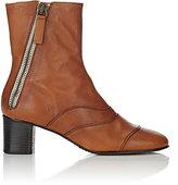 Chloé Women's Lexie Ankle Boots-Beige