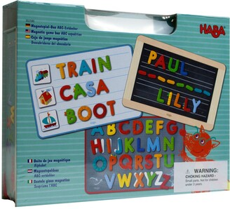 Haba ABC Expedition Magnetic Game Box