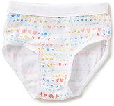 Copper Key Adventure Wear by Little Girls 2T-5 Heart-Print Panties