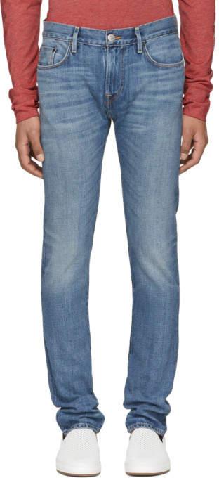Burberry Indigo Slim Jeans
