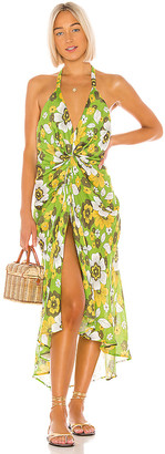 Dodo Bar Or Jeniffer Maxi Dress