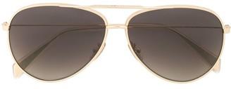 Celine Aviator Frame Sunglasses