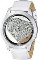 GUESS GUESS? Women's U0113L6 Analog Display Quartz White Watch