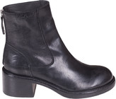Moma Zip Ankle Boots