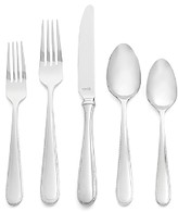 Vera Wang Wedgwood Infinity 5-Piece Place Setting
