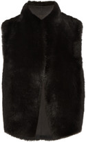 Iris and Ink Francesca shearling gilet