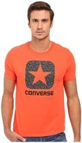 Converse Reflective Rain Box Star Tee