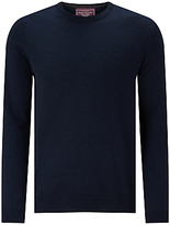 John Lewis Made In Italy Merino Wool Crew Neck Jumper