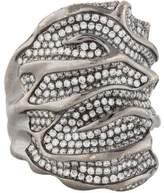 Ring 18K Diamond Pavé