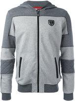 Plein Sport Match zipped hoodie