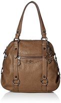 Jessica Simpson Carlyn Dome Satchel