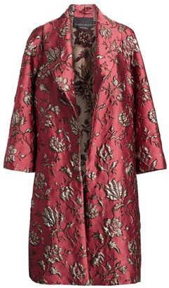 Marina Rinaldi Marina Rinaldi, Plus Size Elegante Brocade Opera Coat