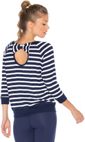 Beyond Yoga x kate spade Bow Cut Sweatshirt