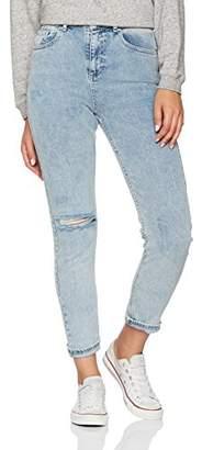 Miss Selfridge Women's Mom Boyfriend Jeans