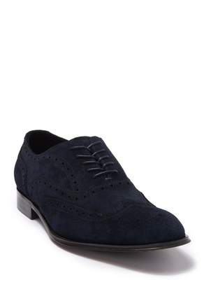 Kenneth Cole New York Suede Wingtip Oxford