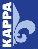 Dormify Kappa Kappa Gamma De Lis Print